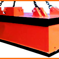 RECTANGULAR LIFTING ELECTRO MAGNET